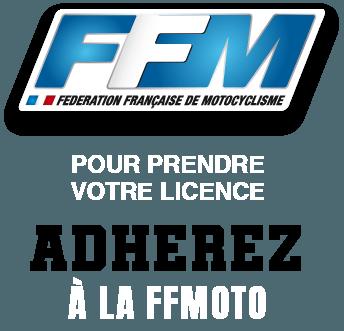Adhérez à la FFMoto